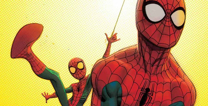 Marvel to Introduce New Spider Character Spider-Bite in May