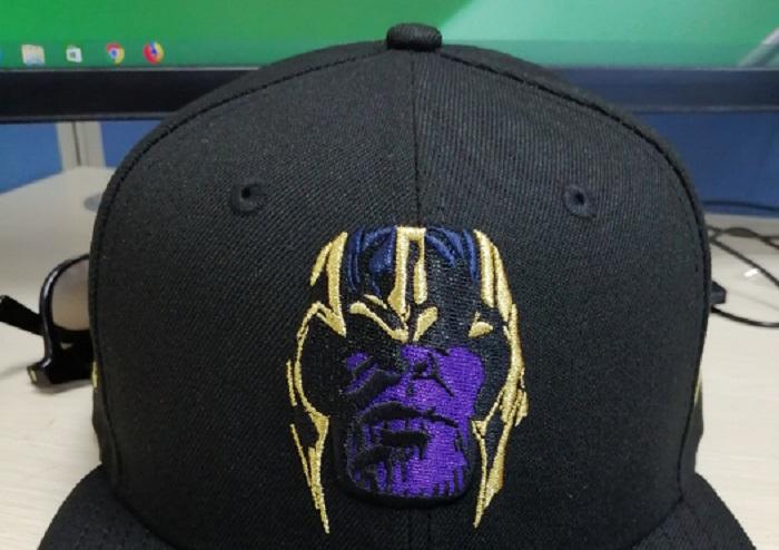 d9277c9e4a6 New Era Avengers  Endgame Thanos Cap - The Fanboy SEO