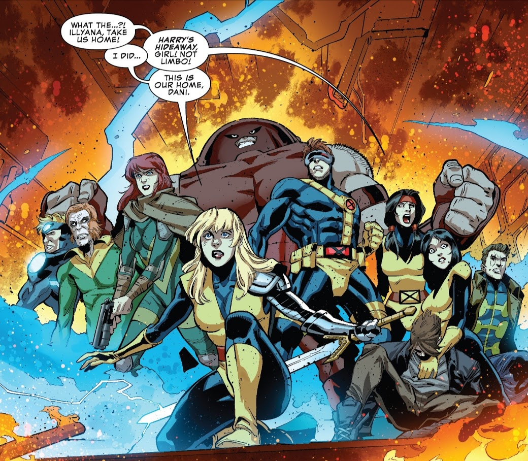 Uncanny X-Men # 18 Spoilers - More Deaths and Mysteries