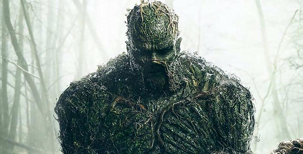 Swamp Thing Trailer