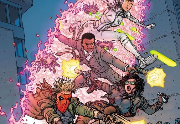 Wildcats variant cover