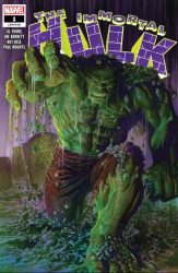 immortal hulk 1 cover