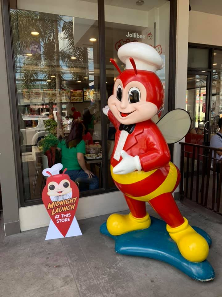 jollibee funko pop in pampanga