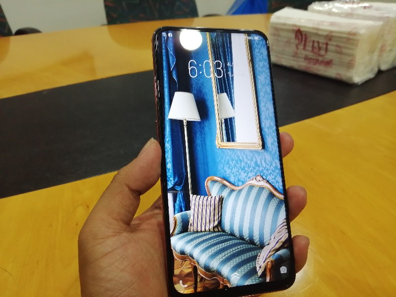 Vivo v15 display