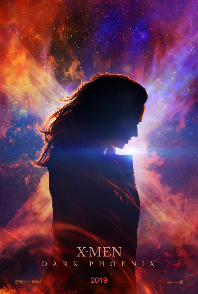 xmen dark phoenix poster