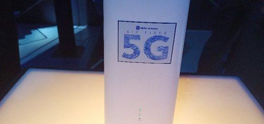 Globe At Home Air Fiber 5G