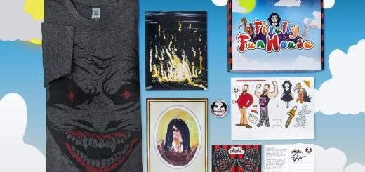 WWE Firefly Fun House collector's box