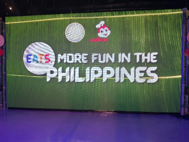 eats more fun in the philippines jolibee