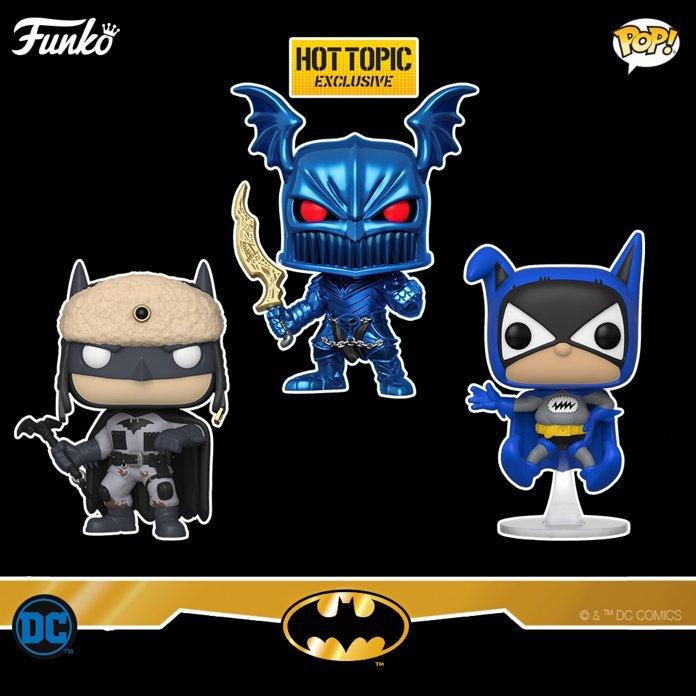 The merciless batman funko pop