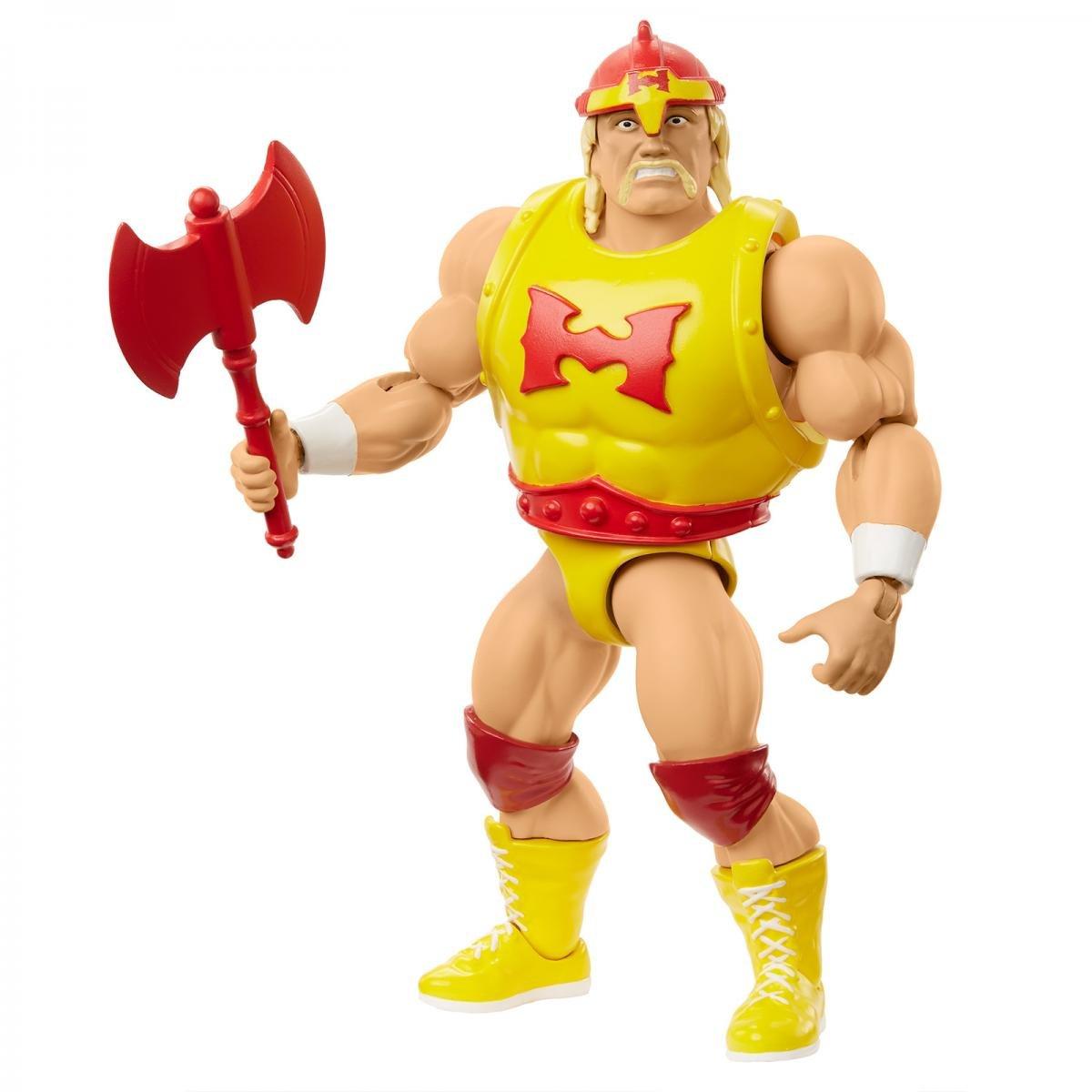 Hulk Hogan masters of the WWE universe