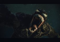 Venom in VENOM: LET THERE BE CARNAGE.