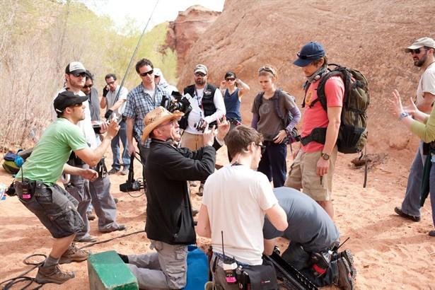 James Franco,Kate Mara
