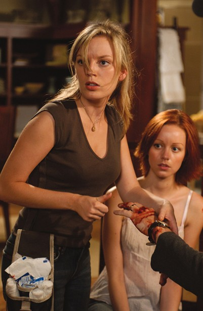 Lindy Booth,Sarah Polley