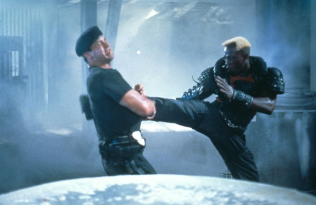 Sylvester Stallone,Wesley Snipes