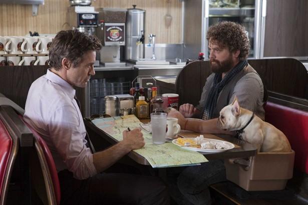 Robert Downey Jr.,Zach Galifianakis
