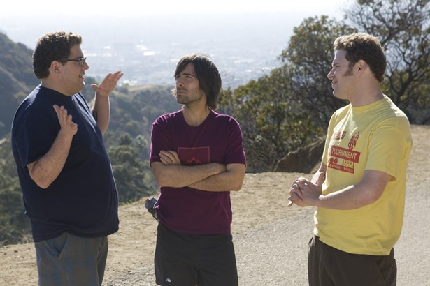 Jason Schwartzman,Jonah Hill,Seth Rogen