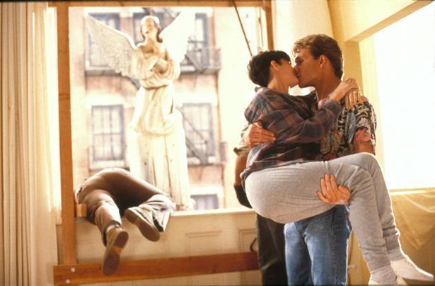 Demi Moore,Patrick Swayze