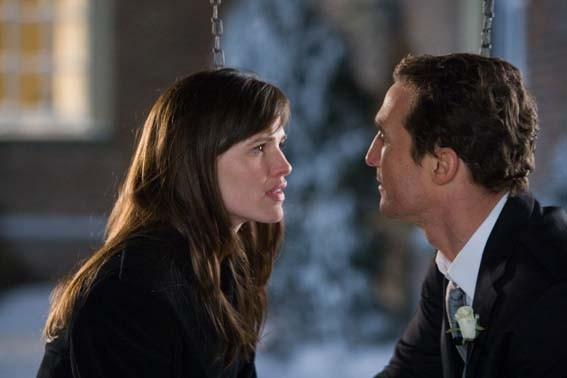 Jennifer Garner,Matthew McConaughey