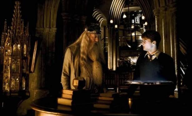 Daniel Radcliffe,Michael Gambon
