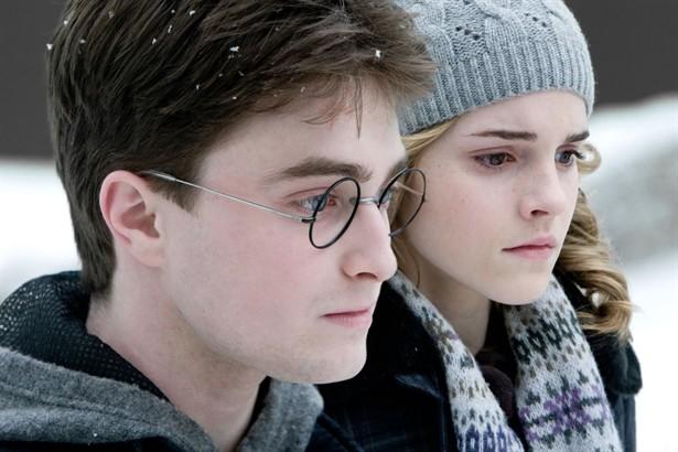 Daniel Radcliffe,Emma Watson