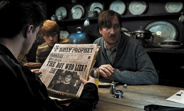 Daniel Radcliffe,David Thewlis,Rupert Grint