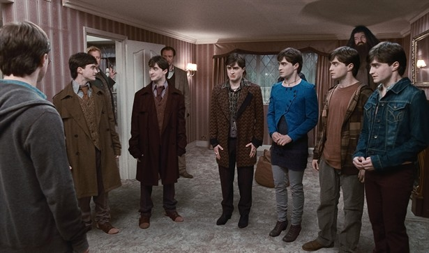 Daniel Radcliffe,David Thewlis,Robbie Coltrane
