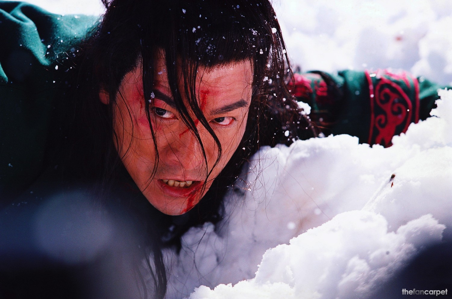 House of flying daggers snow scene pictures