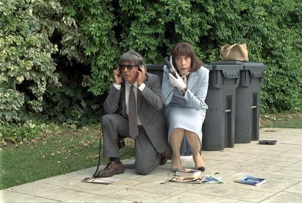 Dustin Hoffman,Isabelle Huppert
