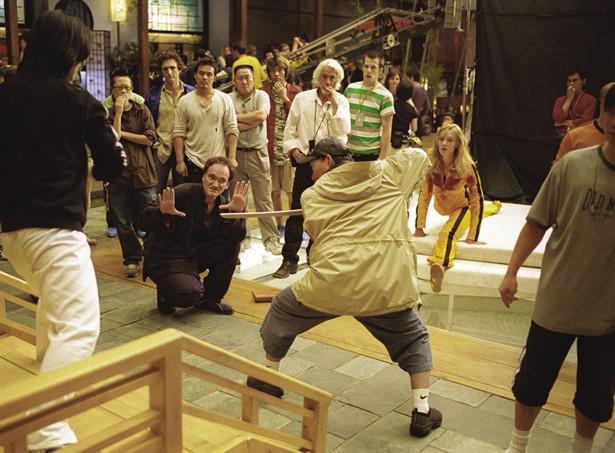 Quentin Tarantino,Uma Thurman