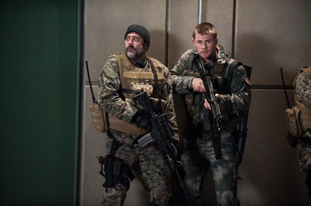 Chris Hemsworth,Jeffrey Dean Morgan