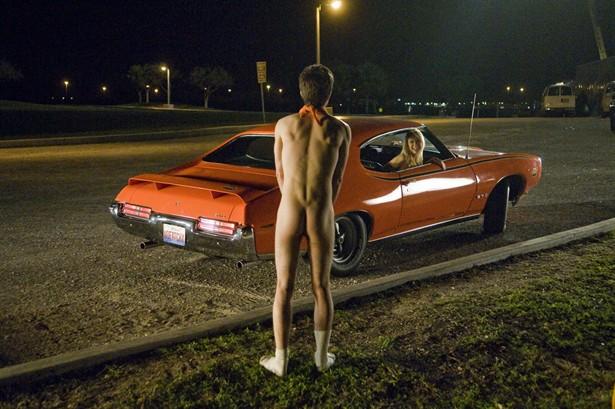 Josh Zuckerman,Katrina Bowden
