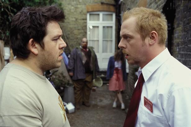Nick Frost,Simon Pegg