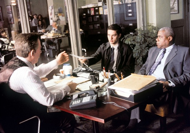 Bill Nunn,J.K. Simmons,Tobey Maguire