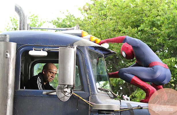 Andrew Garfield,Paul Giamatti