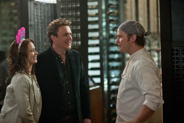 Chris Pratt,Emily Blunt,Jason Segel