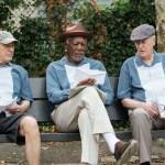 Morgan Freeman, Alan Arkin, Michael Caine