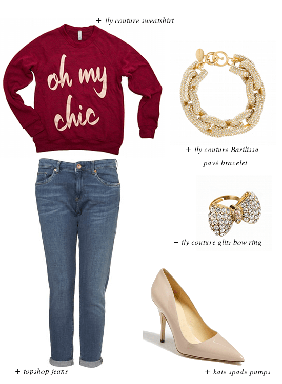 60dc047fc3 ILY COUTURE HOLIDAY STYLE GUIDE - Fancy Things