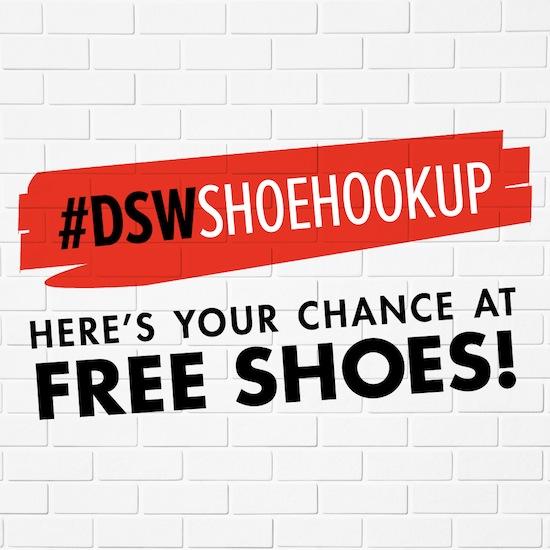DSW SHOE HOOKUP
