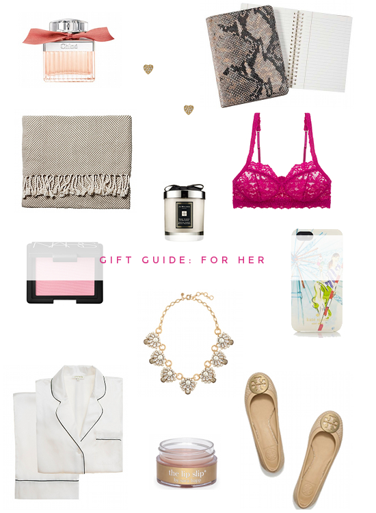 VALENTINES GIFTS: FOR HER