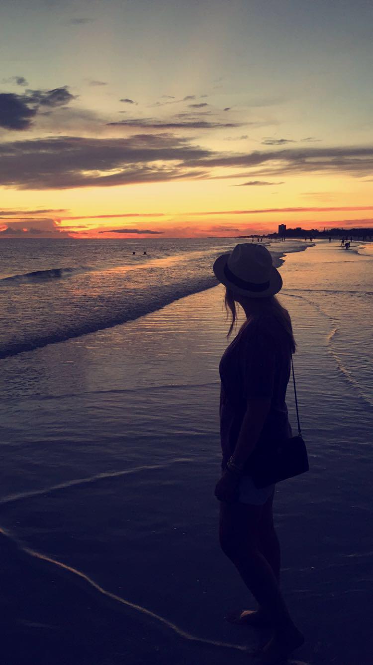 Siesta Key Summer Sunset
