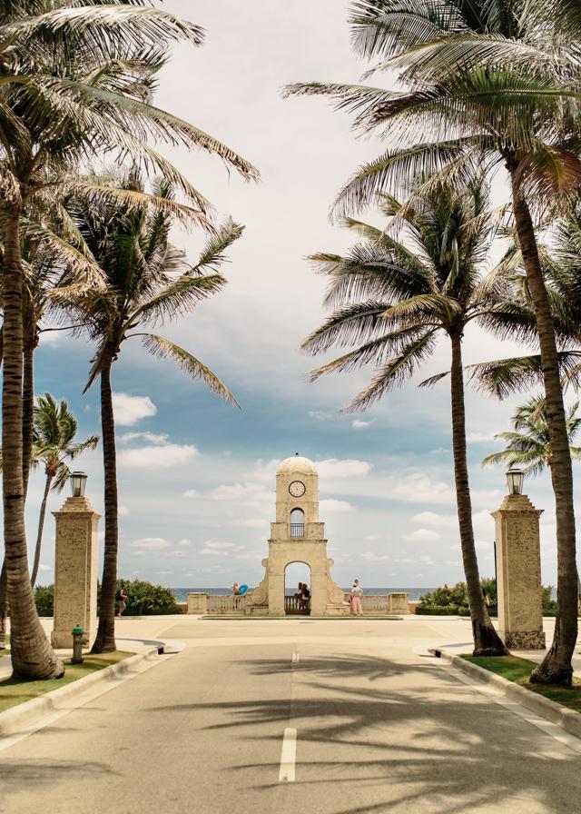 Travel Diary: Palm Beach