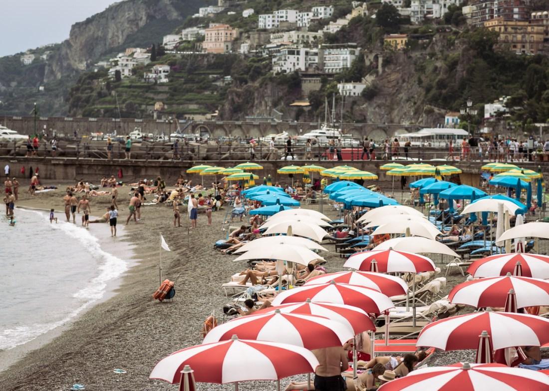 Amalfi Coast Italy Beach Fancy Things