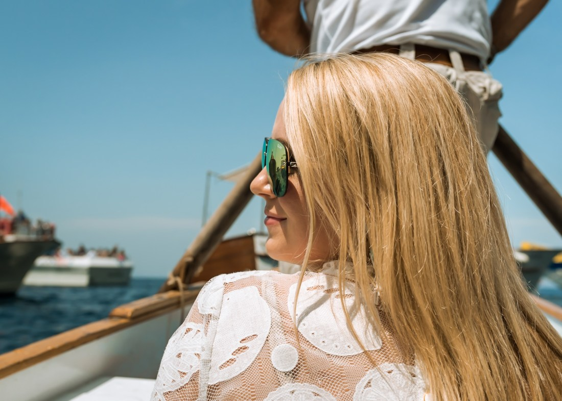 Blue Grotto Tour Capri Italy Fancy Things Honeymoon