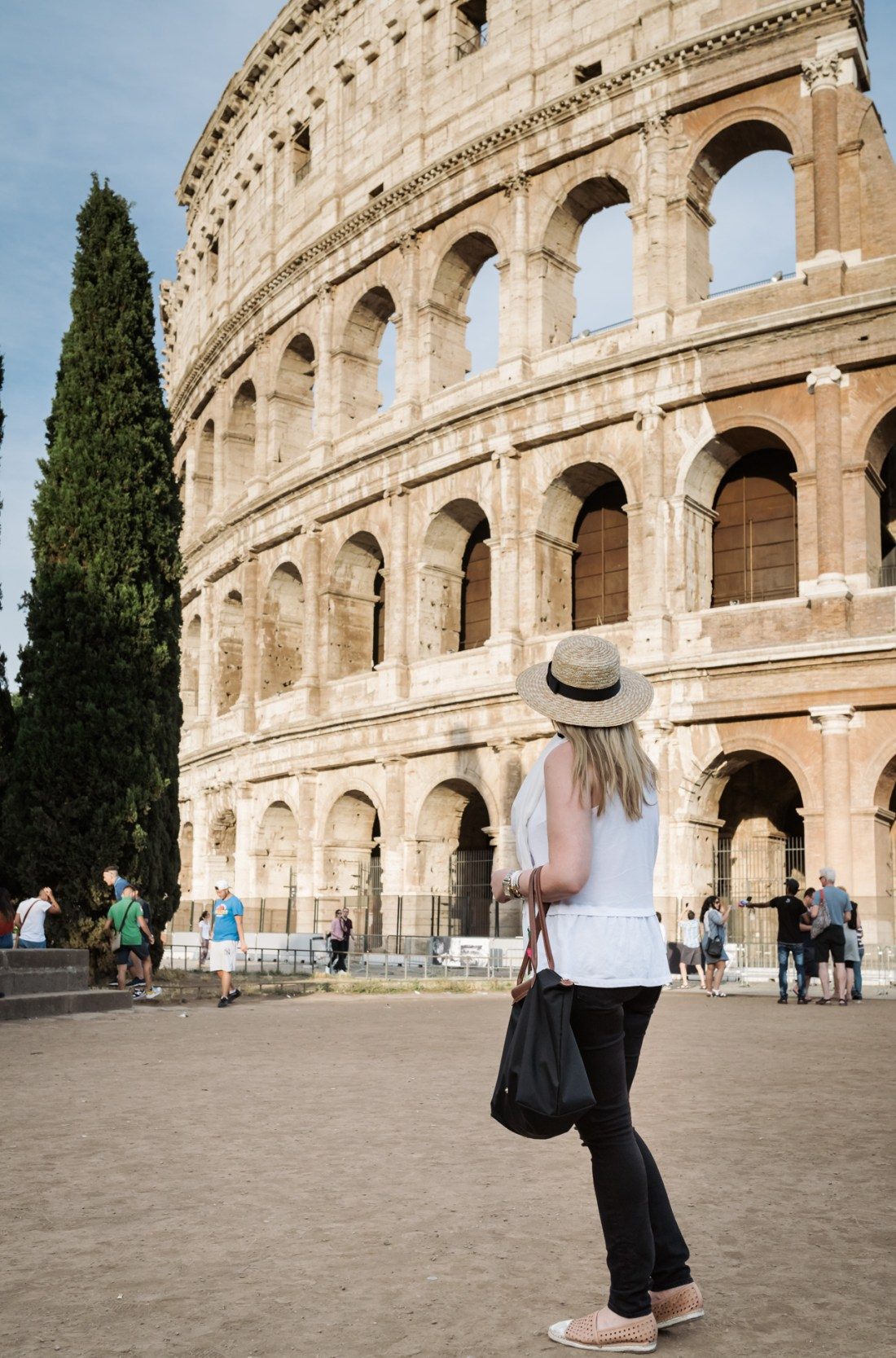 Colosseum Fancy Things Rome Italy Honeymoon