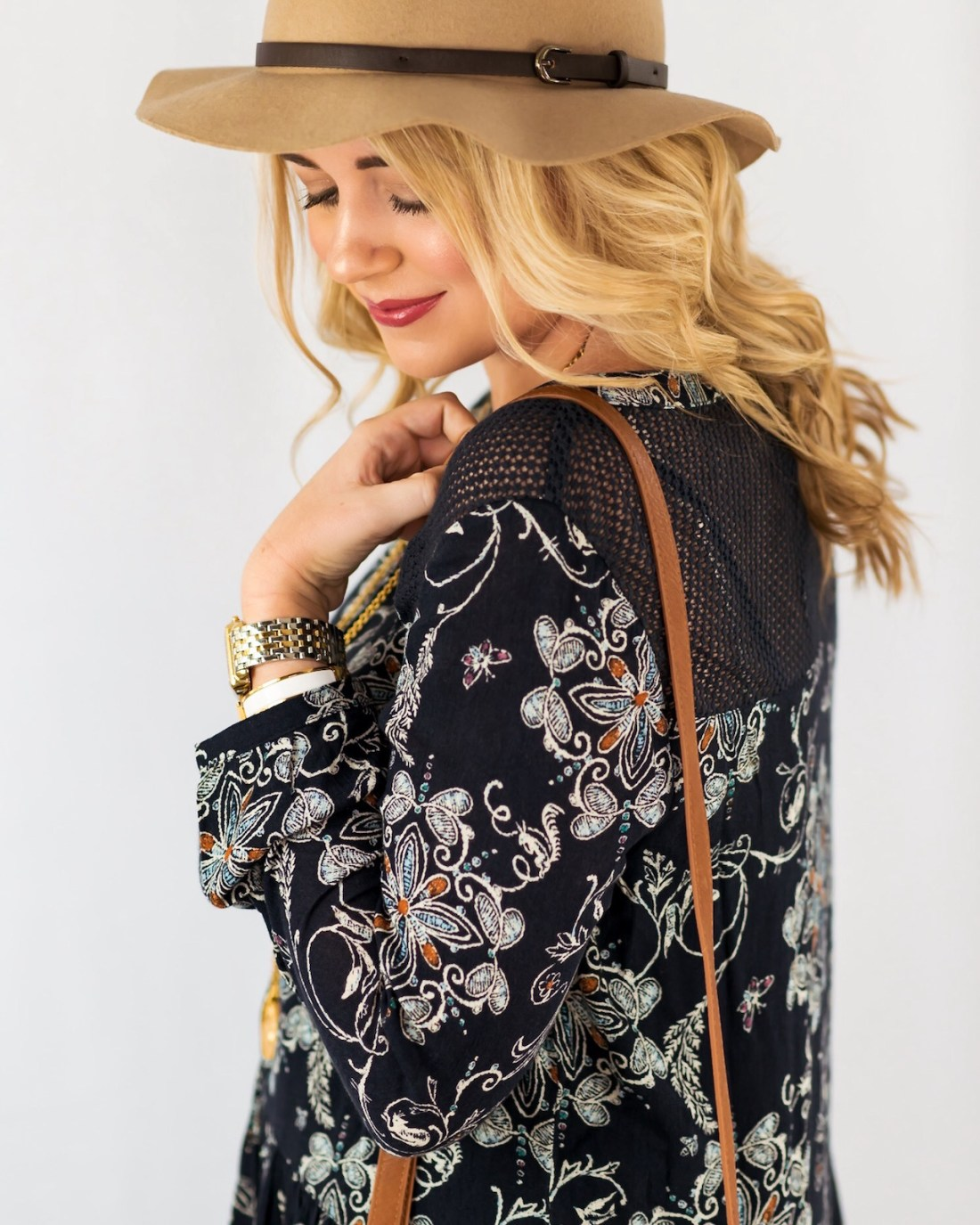 Fall Outfit Inspiration Nordstrom Fancy Things Hinge Dress