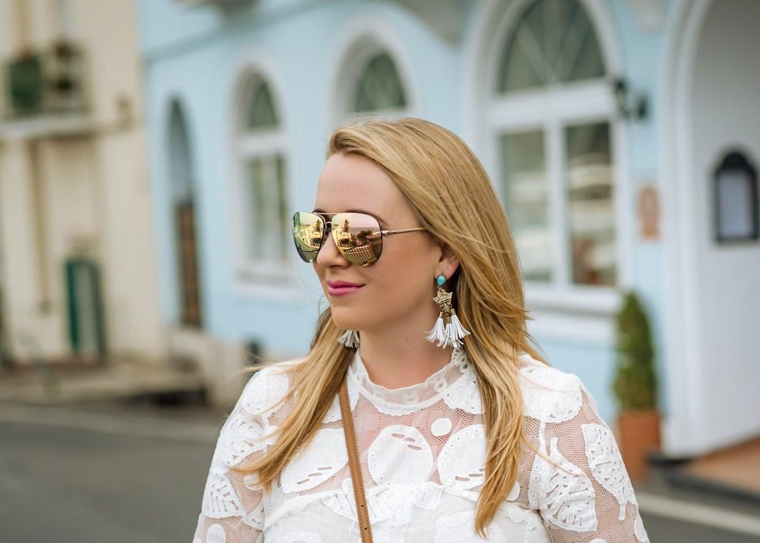 Gem Drops Baublebar Earrings Fancy Things Capri Italy