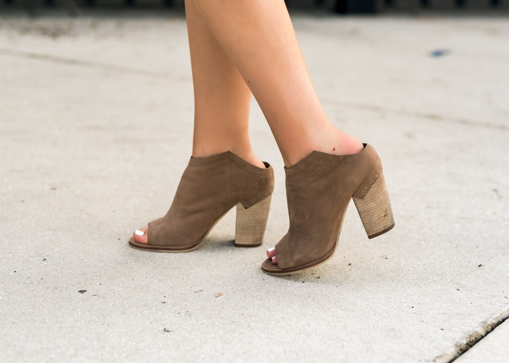 Dolce Vita Cut Out Booties- Fancy Things