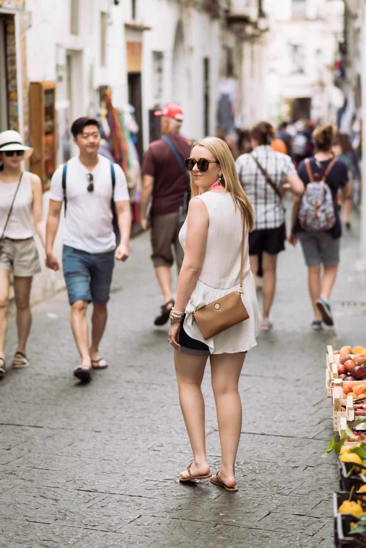 Exploring Amalfi Italy Honeymoon Fancy Things