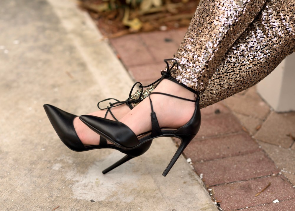 steve-madden-black-lace-up-pumps-sequin-leggings-fancy-things