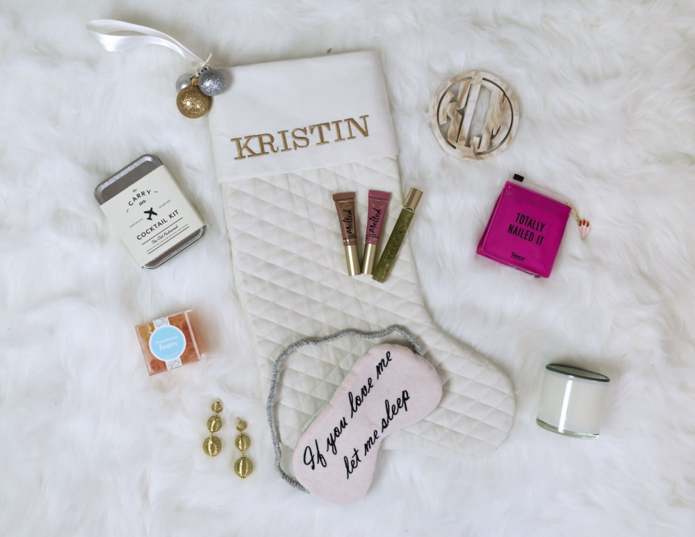 Gift Guide For Her Stockings Stuffers The Fancy Things